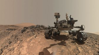 Curiosity rover found a big hint pointing to life on Mars