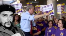 De Blasio apologizes for invoking Che Guevara in Miami, admits to not knowing the history