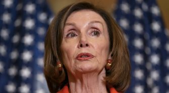 Emergency aid bill challenges Pelosi's grip on Democrats