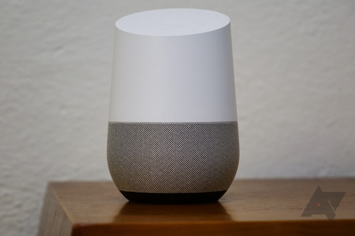 Google confirms Home speaker won't be renamed to 'Nest Home'