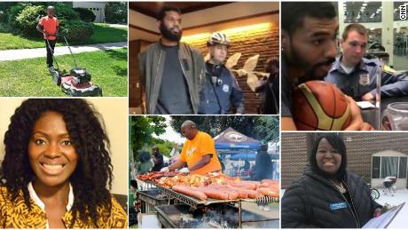 Living while black: Here are all the routine activities for which police were called on African-Americans in 2018