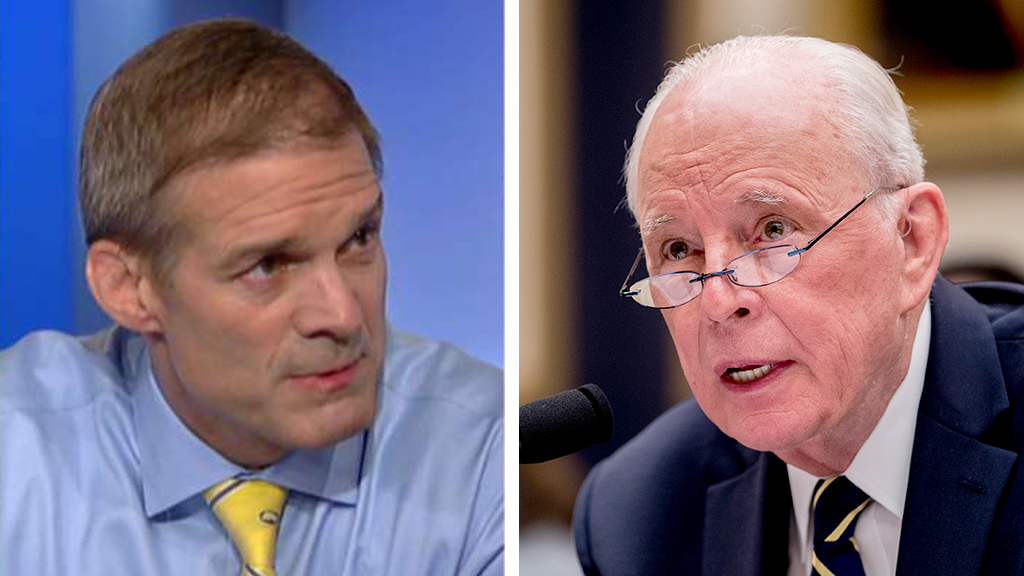 Jim Jordan: John Dean hearing part of a 'pattern' aimed at hurting Trump