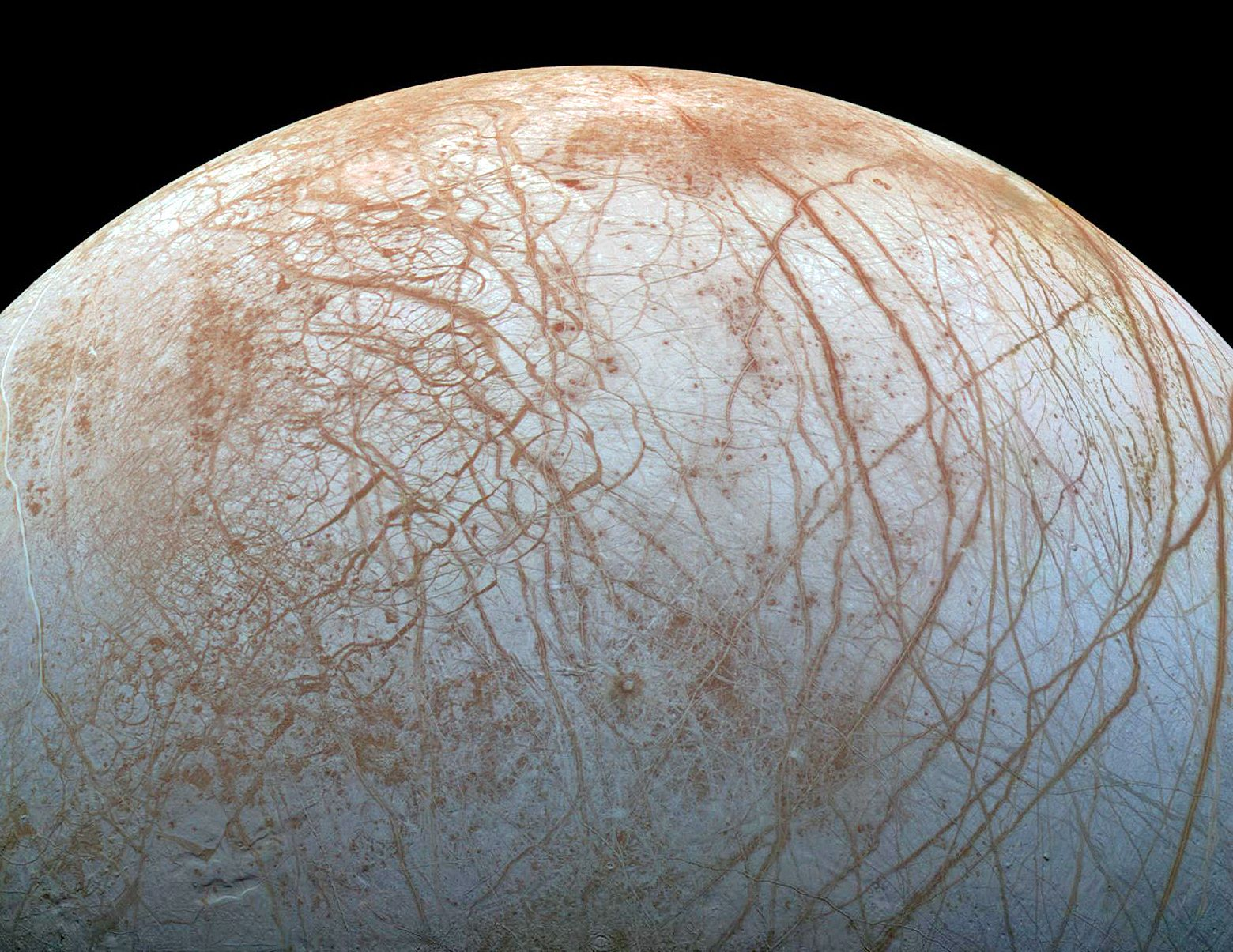 Jupiter's Europa is seriously salty