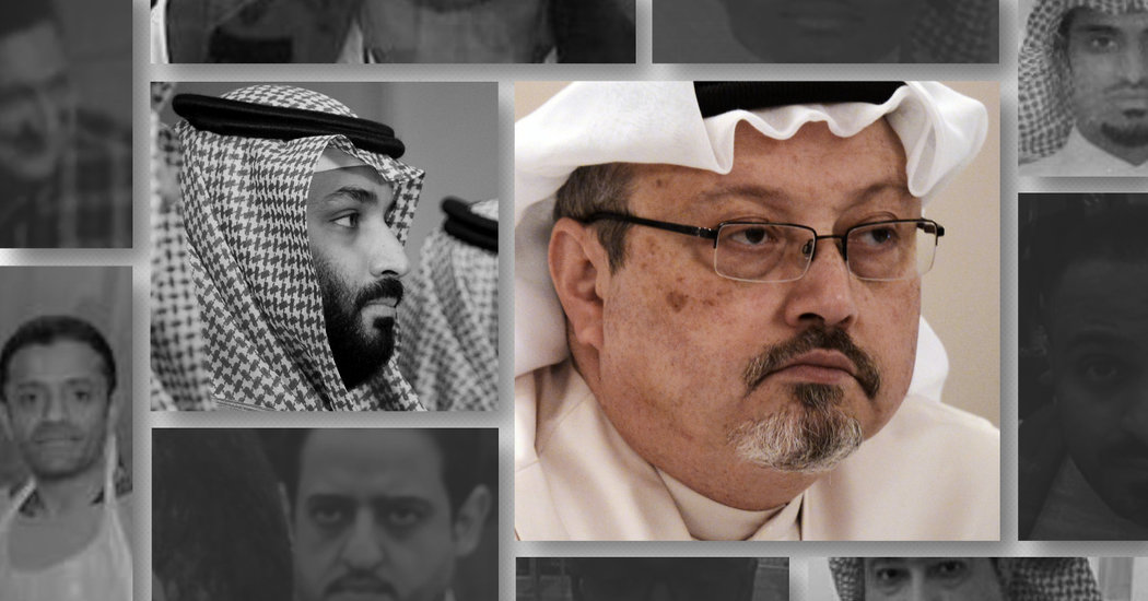 Khashoggi Killing Inquiry Should Look Into Saudi Prince's Role, U.N. Expert Says