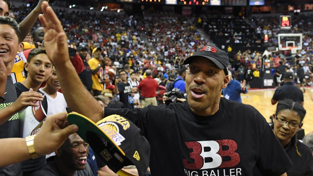 LaVar Ball -- Lonzo trade will be Lakers' worst move