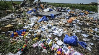 Investigators: MH17 downed by Russian missile