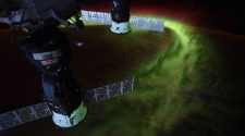 NASA astronaut snaps AWE INSPIRING aurora photo from International Space Station | Science | News
