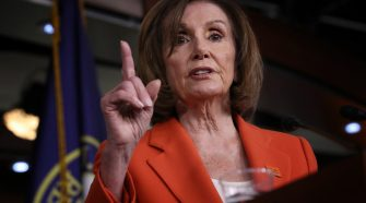 Nancy Pelosi needs to stop her endless war against Trump