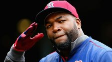 Ortiz back in Boston, taken to local hospital