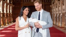 Prince Harry and Meghan Markle share sweet Father's Day photo of Archie
