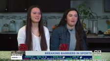 Redmond twins breaking down barriers for girls who want to play baseball