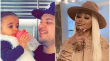 Rob Kardashian Does Not Want Dream Kardashian On Blac Chyna's Show • The Hollywood Unlocked