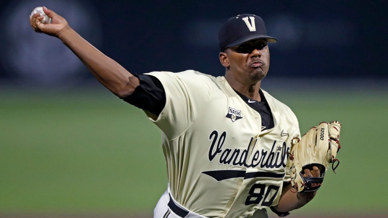 Rocker saves Vandy's year with no-hitter, 19 K's
