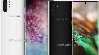 Samsung Galaxy Note 10 renders reveal giant screen and no headphone jack