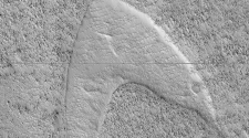 Star Trek's Starfleet logo spotted on Mars (PHOTO) — RT World News
