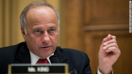 Steve King shares meme touting red states in potential modern-day civil war