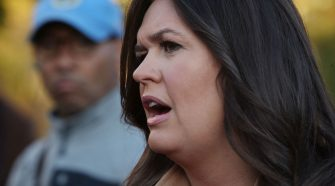 Trump Says Sarah Sanders Out of White House and 'Going Home' to Arkansas