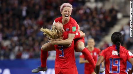 The US Women's National Team has dominated international soccer for the last three decades.