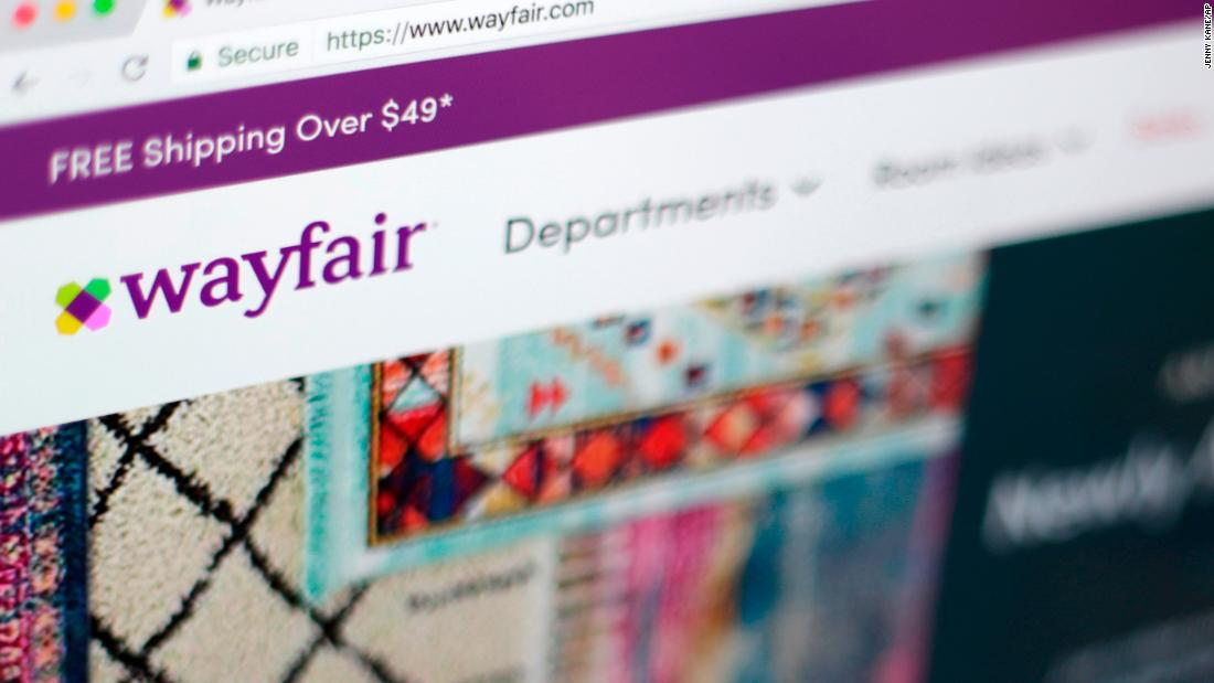 Wayfair walkout: Workers protest the company's bed sales to migrant camps