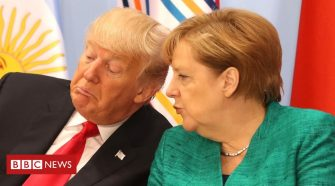 What is the G20 summit, and what do world leaders talk about?