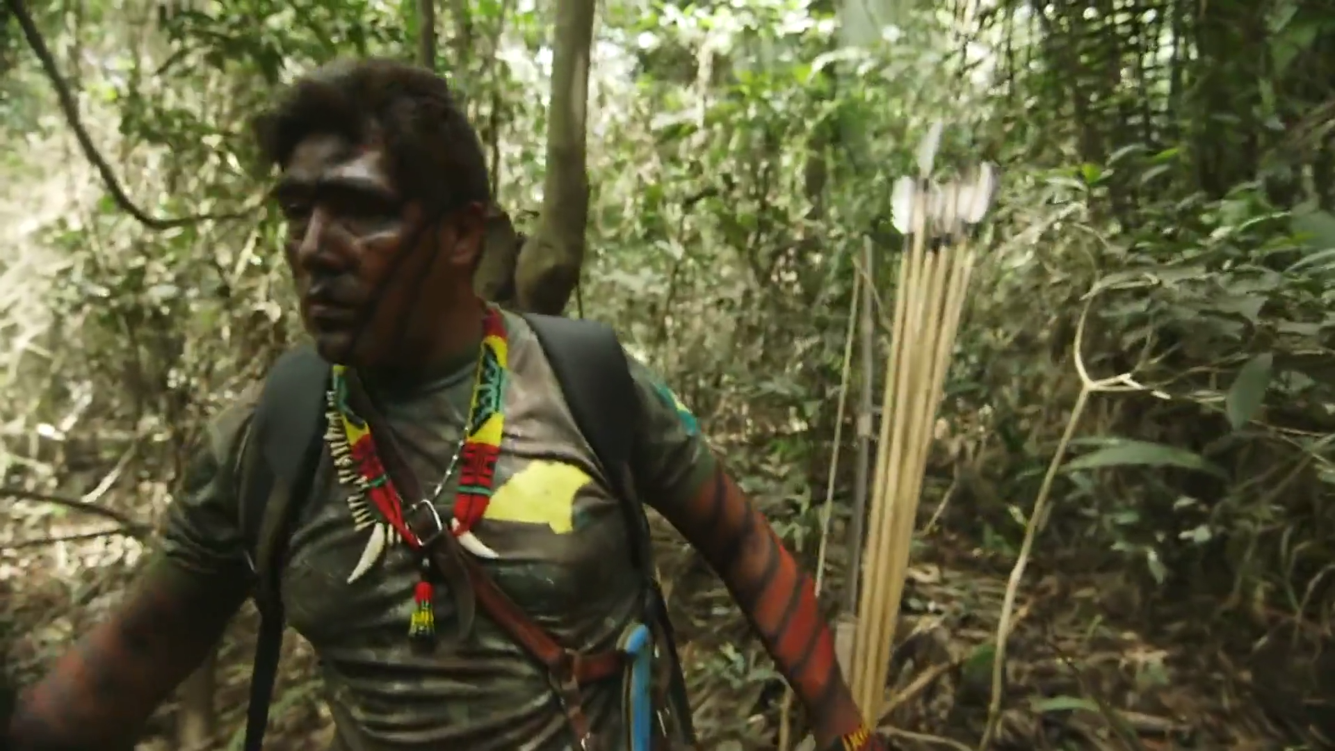 Modern technology and voice of women empower Amazon tribe to combat illegal poaching – Channel 4 News