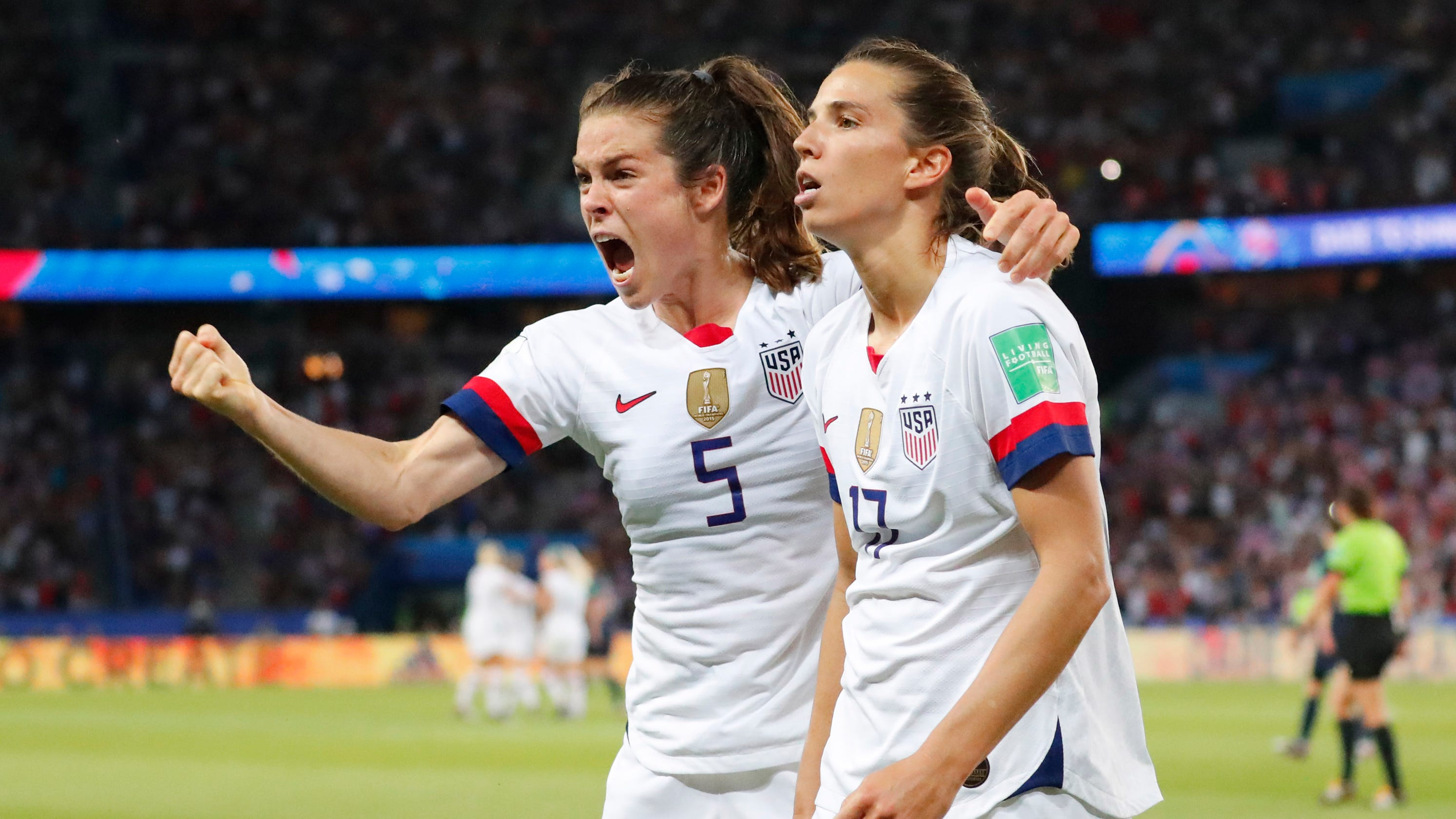 USWNT epic win over France just first step as England looms
