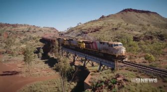 Rio Tinto develop world's first driverless heavy-haul long distance rail network