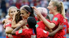 United States beats Thailand 13-0 in record win in opening match at 2019 FIFA Women's World Cup