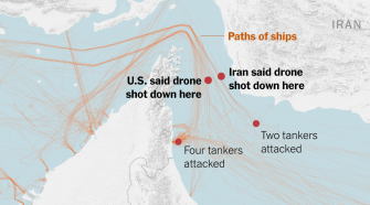 Three Attacks in the World's Oil Choke Point
