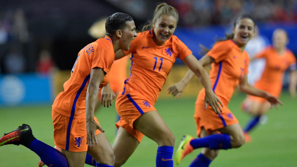 2019 Women's World Cup scores, highlights, recap: Netherlands' Miedema makes history