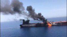 Gulf of Oman tanker attacks: Iran calls US accusation 'unfounded'