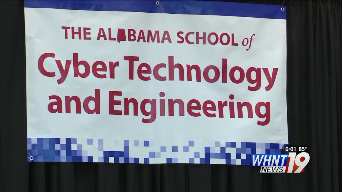 Alabama School of Cyber Technology and Engineering moving forward