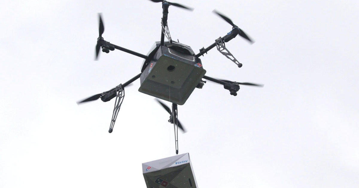 Walmart filed more drone technology patents than amazon last year