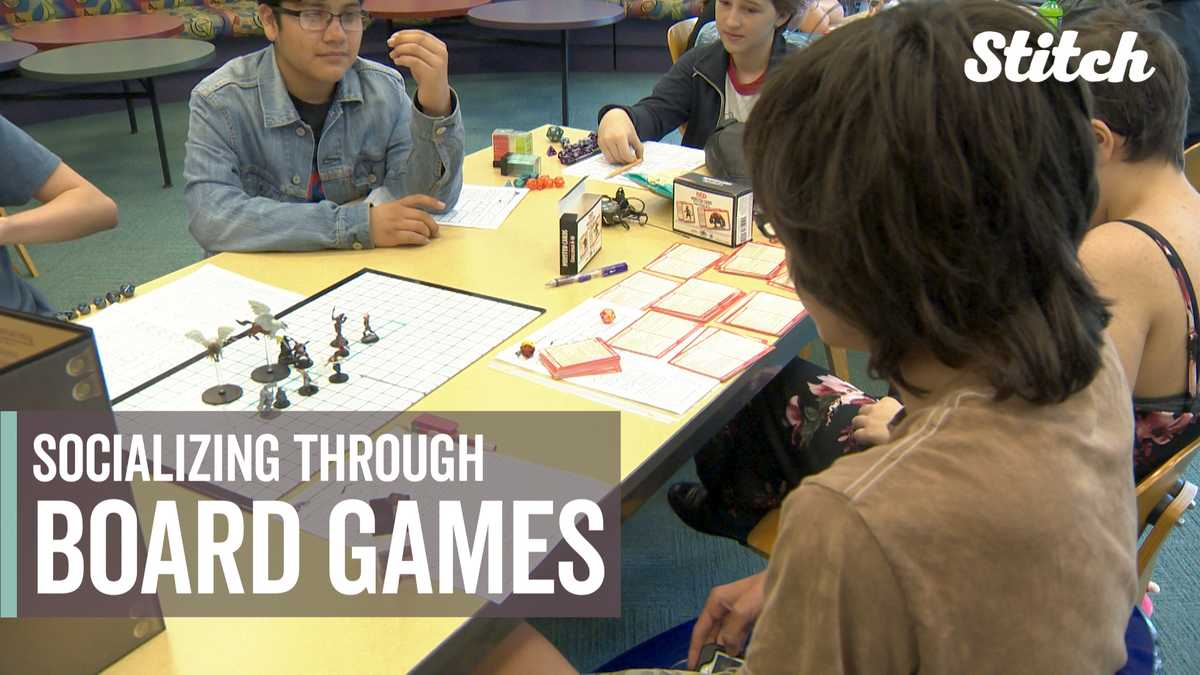 Nonprofit encourages kids to unplug from technology with the help of board games