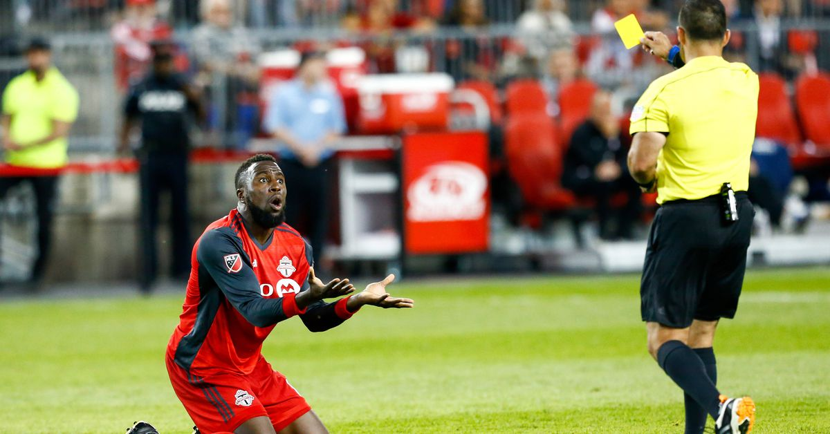 "Jozy Altidore calls MLS referees ""some of the worst in the world"""