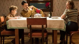 Jojo Rabbit, Taika Waititi's dark satire about World War II, gets first trailer