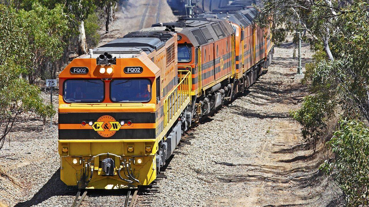 Railroad owner Genesee & Wyoming to be taken private in $8.4B deal