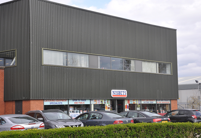 Catering Insight - BREAKING NEWS: Nisbets continues record turnover run