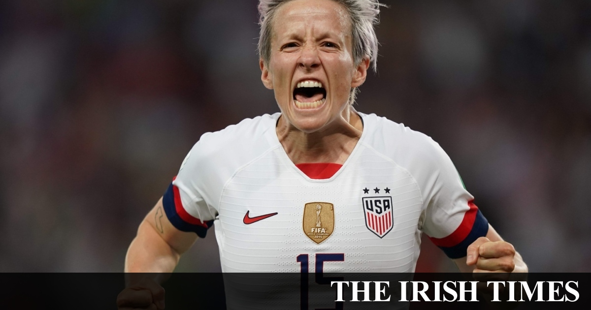 Success of the World Cup marks a major advance for women's football