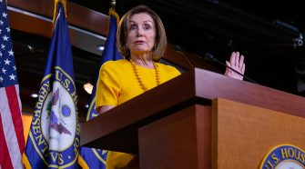Pelosi on disagreement with Ocasio-Cortez, Omar, Tlaib, Pressley: 'They're four people and that's how many votes they got'