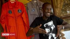 Mandla Maseko: Would-be African astronaut dies in road crash