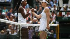 Top 5 Photos, July 8: Coco Gauff's run ends; Big 3 and Serena dominate | TENNIS.com