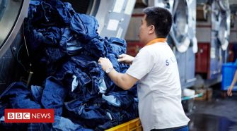 Why blue jeans are going green