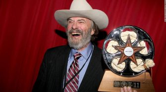 Rip Torn, actor best known for 'Men in Black' and 'The Larry Sanders Show,' dies at 88