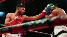 Amir Khan KOs Billy Dib in fourth round in Saudi Arabia