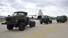 Russia delivers more air defense equipment to Turkey