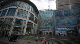 Manchester Arndale incident: Shoppers 'scream' and 'run for their lives'