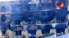 Kyoto Animation studio: suspected arson attack in Japan leaves 13 feared dead