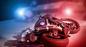Breaking: Serious Motorcycle crash at Gateway East and Copia
