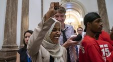 Trump Now Disavows 'Send Her Back' Chant As Rep. Ilhan Omar Gets Heroes Welcome : NPR